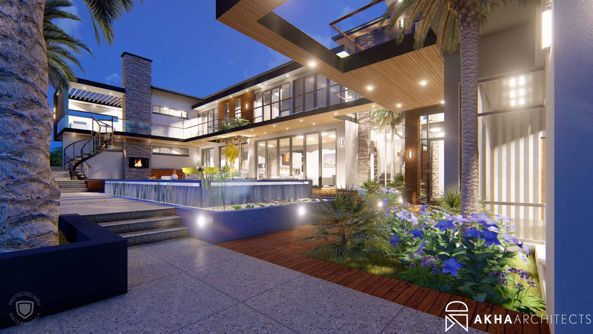 HOUSE MUTAPA NO.1, WATERFALL ESTATE