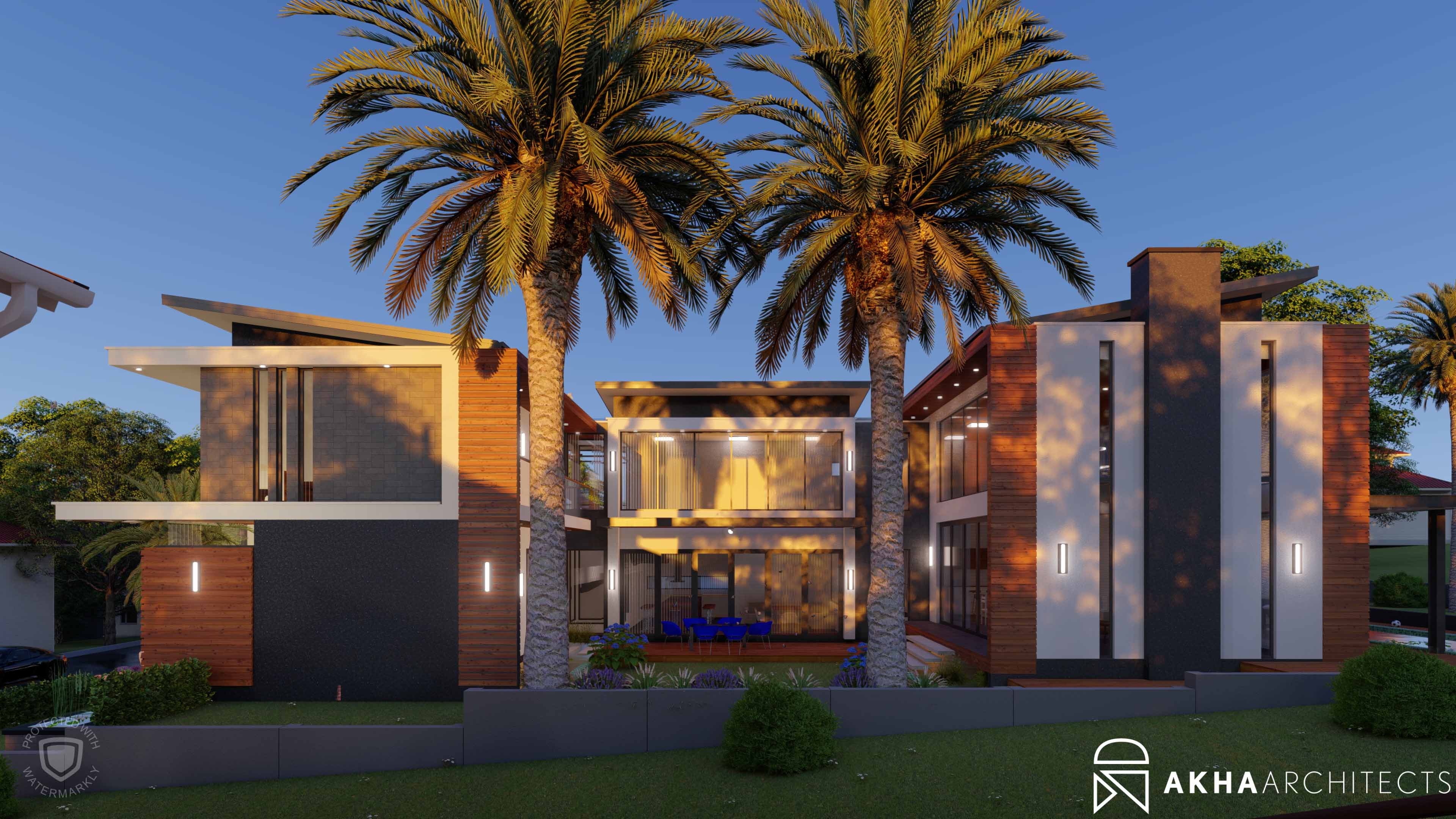 HOUSE MUTAPA NO.2, WATERFALL ESTATE