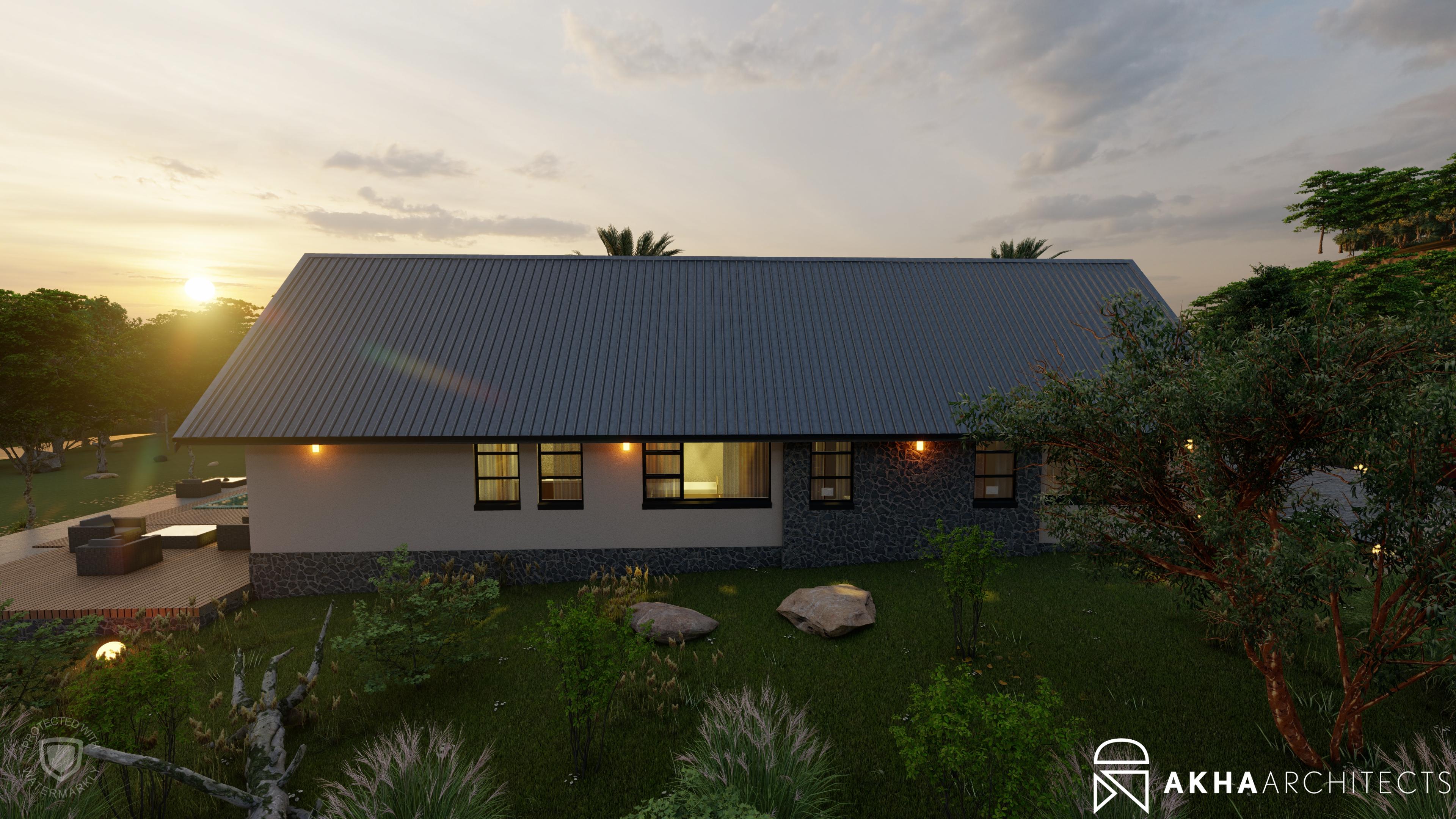 MUGWENI FARM HOUSE, ZIMBABWE